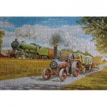 Puzzle  James-Hamilton-55505-5 Days Gone By - Homeward Bound