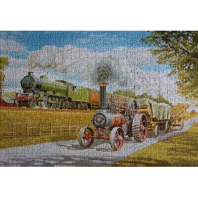 Puzzle James-Hamilton-55505-5 Days Gone By - Homeward Bound