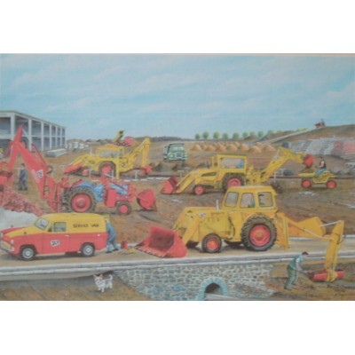Puzzle James-Hamilton-Build500 Roy Didwell - The Building Site