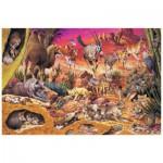 Puzzle  James-Hamilton-DD1/1047 Die Gefahren der Wüste