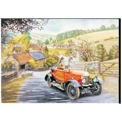 Puzzle James-Hamilton-Deluxe-3016 Bull Nose Morris