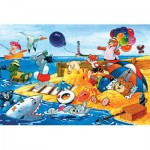 Puzzle  James-Hamilton-FunTime-01 Fun Time