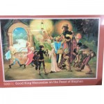 Puzzle  James-Hamilton-King Good King Wenceslas on the Feast of Stephen