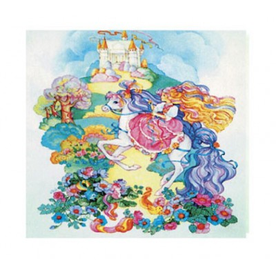 Puzzle James-Hamilton-Lovelylocks-05 Lady Lovelylocks