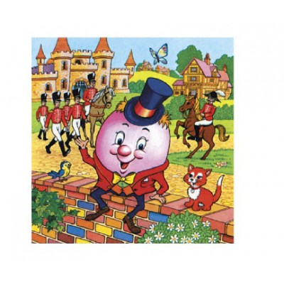 Puzzle James-Hamilton-Nursery-02 Nurseryland