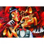 Puzzle  Gold-Puzzle-60546 Jazzduo