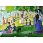 Puzzle  Gold-Puzzle-60799 Georges Seurat: Ein Sonntagnachmittag auf der Insel La Grande Jatte