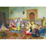 Puzzle  Gold-Puzzle-60843 Giulio Rosati : Das tanzende Mädchen