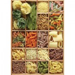 Puzzle  Gold-Puzzle-61390 Pasta Collection