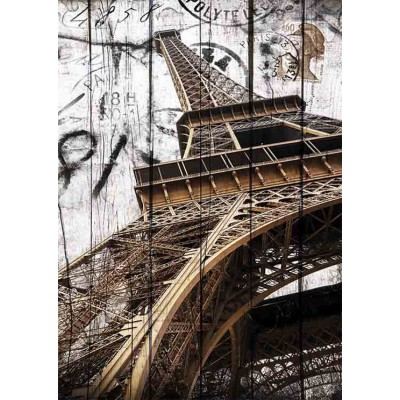 Puzzle Gold-Puzzle-61451 Eiffelturm, Paris