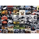 Puzzle   2CV Citroën