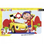 Nathan-86016 Rahmenpuzzle - Oui-Oui