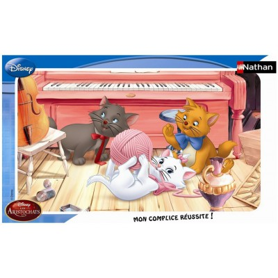 Puzzle Nathan-86021 Disney