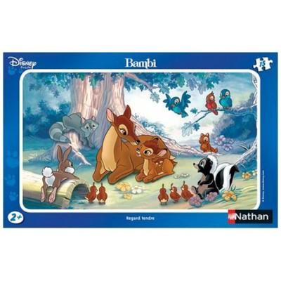 Puzzle Nathan-86025 Disney