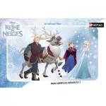 Nathan-86038 Rahmenpuzzle - Frozen - Die Eiskönigin