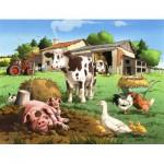 Puzzle  Nathan-86301 Ein Tag auf dem Bauernhof