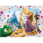 Puzzle  Nathan-86496 Rapunzel - Magische Frisur