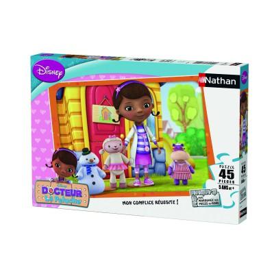 Puzzle Nathan-86524 Doc McStuffins