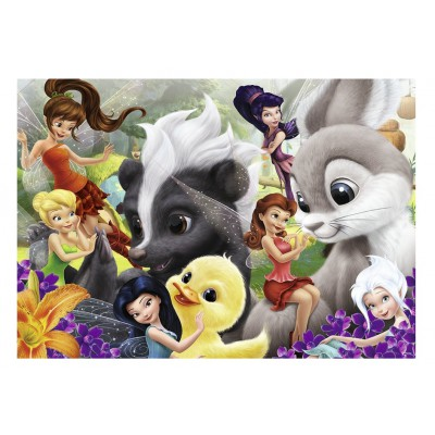 Puzzle Nathan-86526 Disney Fairies