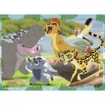Puzzle  Nathan-86572 Die Garde der Löwen