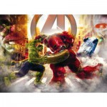 Puzzle  Nathan-86639 Avengers
