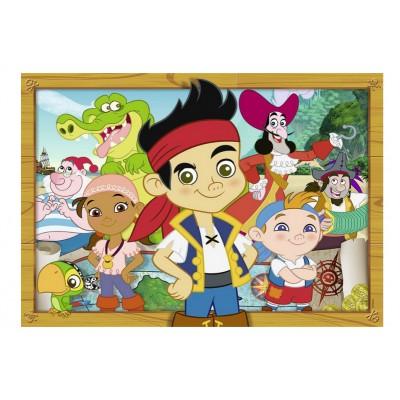 Puzzle Nathan-86640 Jake und die Piraten
