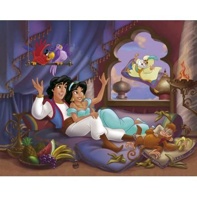 Puzzle Nathan-86688 Aladdin: Liebesgeschichte