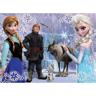 Puzzle Nathan-86719 Frozen: Die Eiskönigin