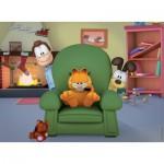 Puzzle  Nathan-86840 Garfield und seine Freunde