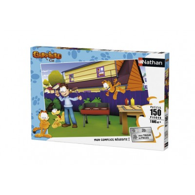 Puzzle Nathan-86862 Garfield