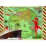 Puzzle  Nathan-87183 Auf der ganzen Welt