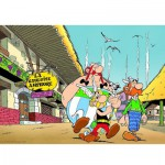 Puzzle  Nathan-87452 Asterix und Obelix: Amphore Gallierin