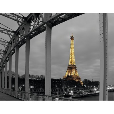 Puzzle Nathan-87469 Paris by Night