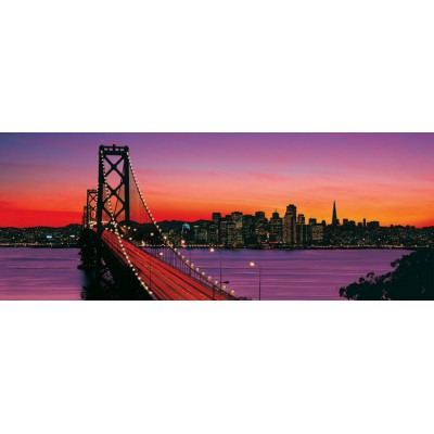 Puzzle Nathan-87555 Bay Bridge