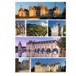 Puzzle  Nathan-87598 Schlösser der Loire