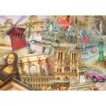Puzzle  Nathan-87728 Paris