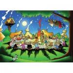 Puzzle  Nathan-87737 Asterix und Obelix: Das Bankett