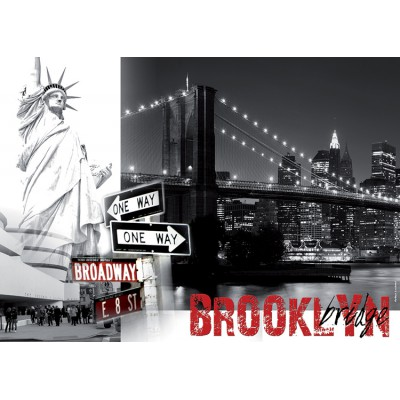 Puzzle Nathan-87738 New York: Brooklyn Bridge