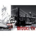 Puzzle  Nathan-87738 New York: Brooklyn Bridge