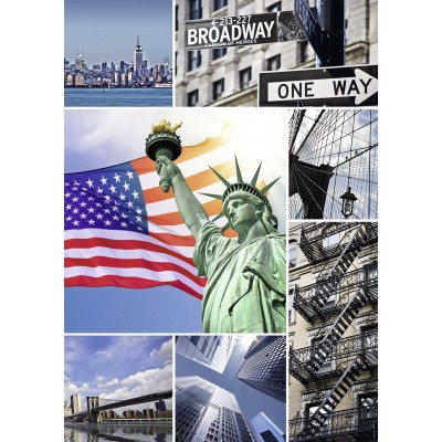 Puzzle Nathan-87771 New York