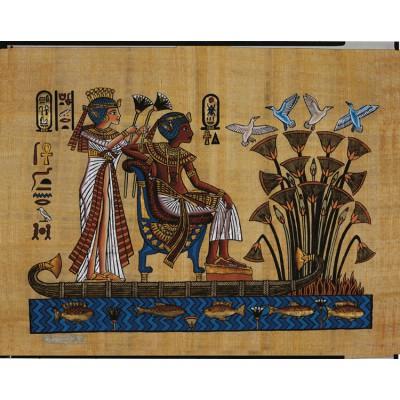 Puzzle Nathan-87854 Der Pharao und seine Gattin