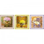 3 Puzzles - Enchanted Moments, Gail Marie