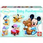 Educa-13813 Puzzle progressiv - 5 Baby Puzzle - Mick Maus