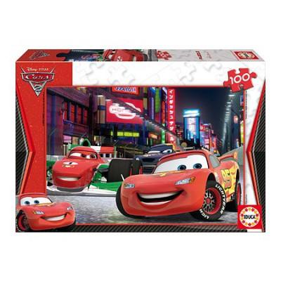 Puzzle Educa-14940 Cars
