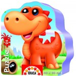 Puzzle  Educa-14960 Dinos