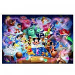 Puzzle  Educa-15190 Disney Family: Mickey's Traum