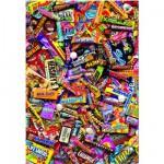 Educa-15513 Puzzle 500 Teile: Schokoladenriegel