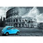 Educa-15548 Puzzle 1000 Teile: Kolosseum, Rom
