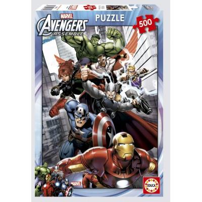 Puzzle Educa-15772 Avengers
