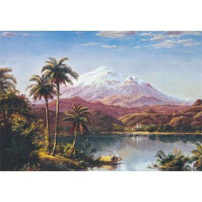 Puzzle Educa-15797 Tamaca Palms